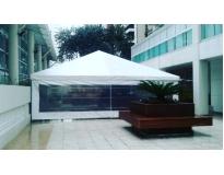 tendas para festas serviços na Nossa Senhora do Ó