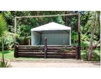 tendas para vender serviços no Sacomã