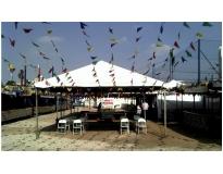 tendas piramidais em sp no Jardim Tranquilidade