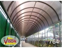 toldo túnel serviços no Ibirapuera