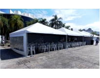 toldos e coberturas para eventos no Jockey Club