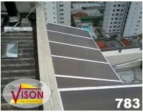 toldos e coberturas para quintal serviços na Vila Ré